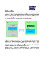 Arduino Training in Noida - Croma Campus article.pdf