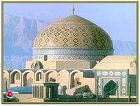 گنبد مسجدجامع یزد