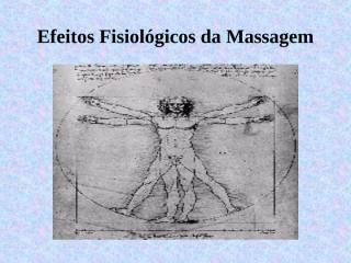 efeitos da massagem.ppt