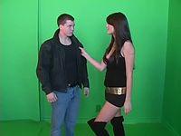 5 Minute Film School Green Screen movie.flv