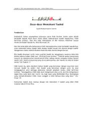 Muhammad At-Tamimi - Dasar memahami Tauhid.pdf