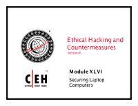 CEHv6 Module 46 Securing Laptop Computers.pdf