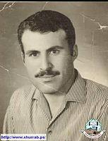 الشهيد / مصطفى عثمان شراب