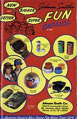 Johnson Smith's Fun Catalog  792-A.cbr