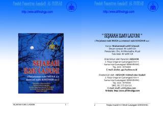 sejarah ilmu laduni - muhammad luthfi ghozali (via abshor).pdf