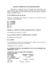 Factores De Riesgo CV.doc