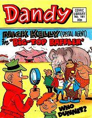 Dandy Comic Library 161 - Nick Kelly in Big-Top Baffler (TGMG).cbz