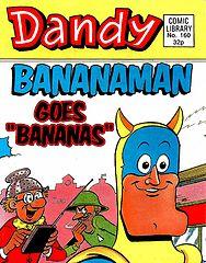 Dandy Comic Library 160 - Bananaman Goes Bananas (TGMG).cbz