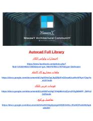 Autocad Full Library.docx