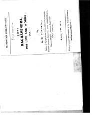 sriraghvendralifeandworksvol1.pdf