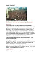 Gen. Plesita - Rusii aveau misiunea sa-l captureze pe Ceausescu.doc