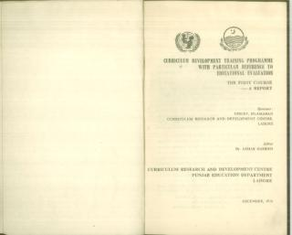 46 PTB _Curriculum Development Training Programme with Particular Reference to Educational Evaluation_ The First Course A Report_1976.pdf