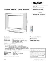 Sanyo CT-21KS2  Chassis FC8A.pdf