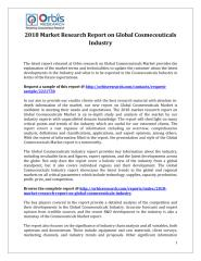 2018 Market Research Report on Global Cosmeceuticals Industry.pdf
